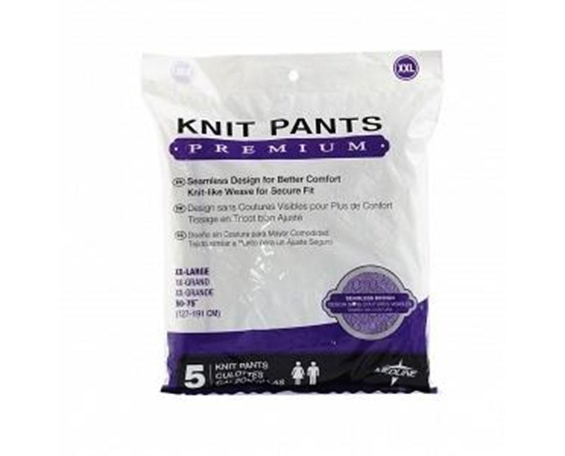 Premium Knit 3X-Large Incontinence Underpants MEDMSC86700