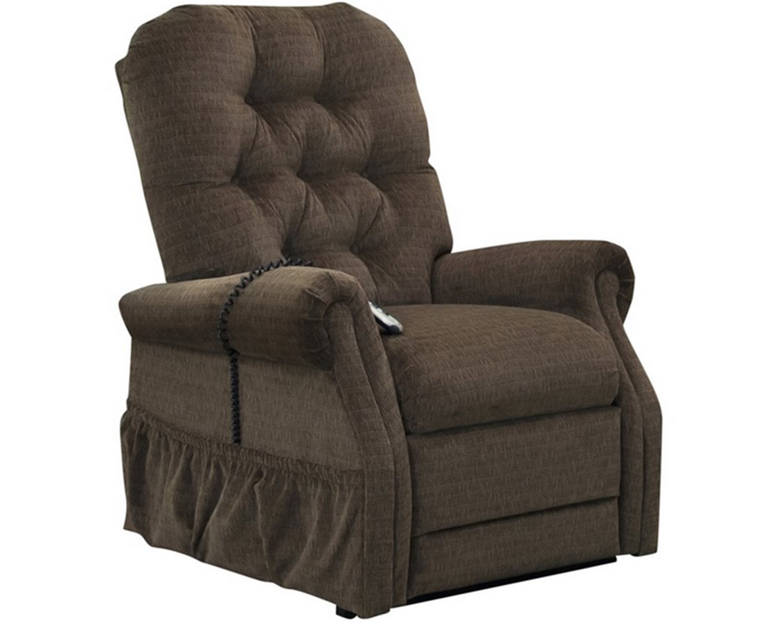 Wide Mid-Size Lift Chair - 3 Way Recline MED_2553W