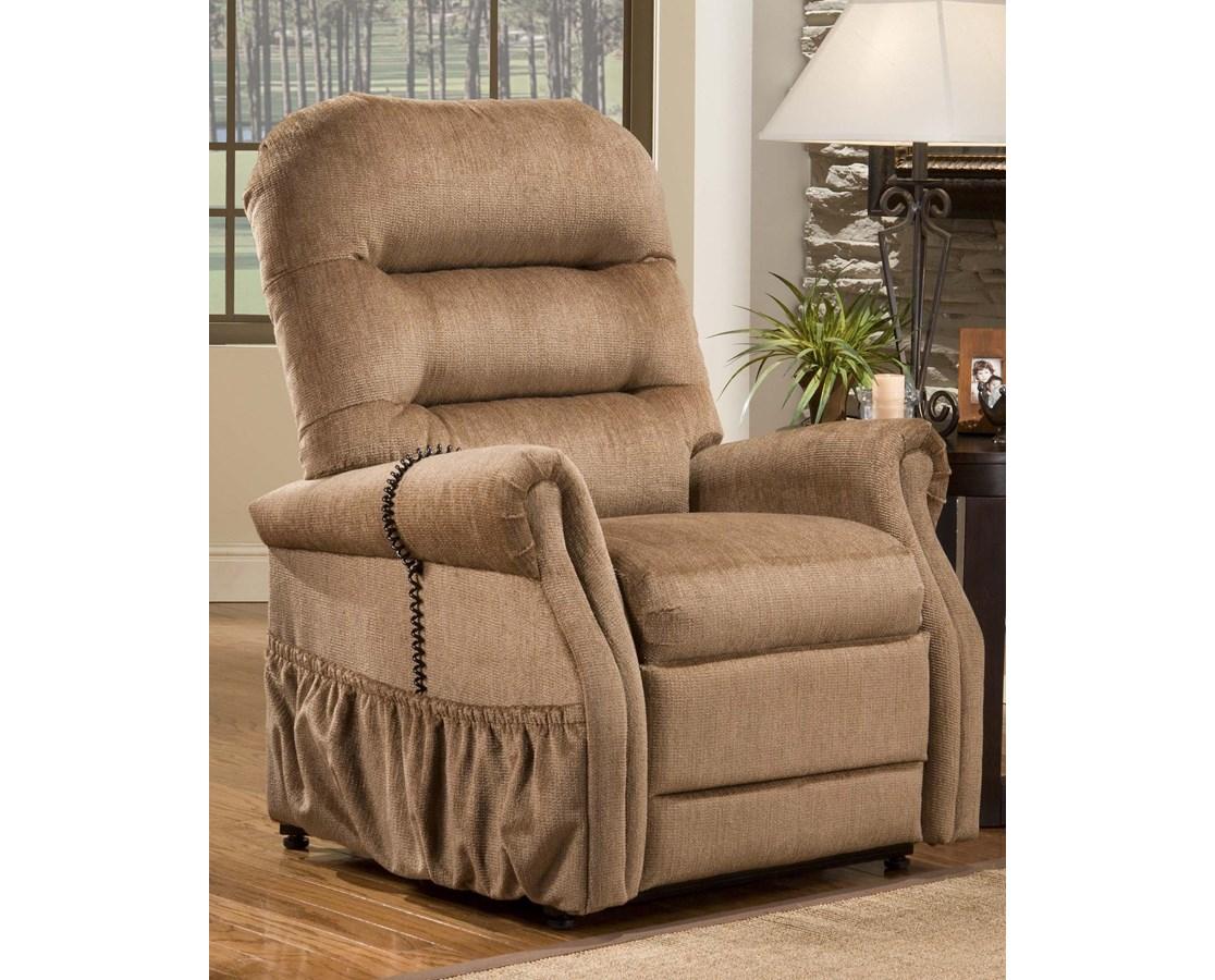 Luxury Wide Lift Chair - 2 Way Recline MED_3055W