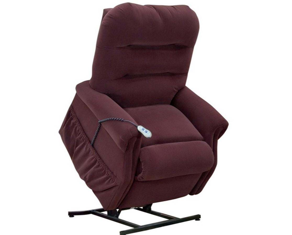 Wide Petite Luxury Lift Chair - 3 Way Recline MED_3153W