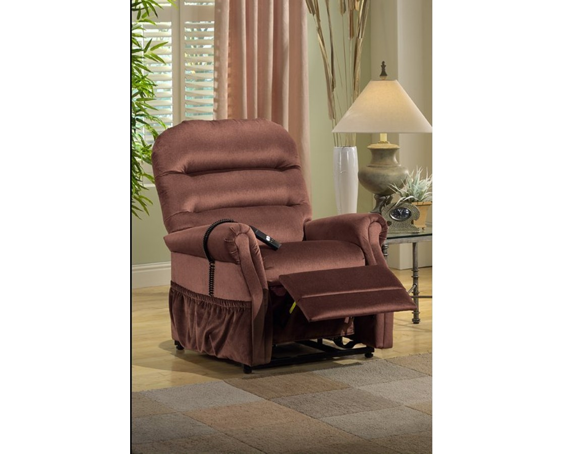 Petite Luxury Lift Chair - 2 Way Recline MED3155