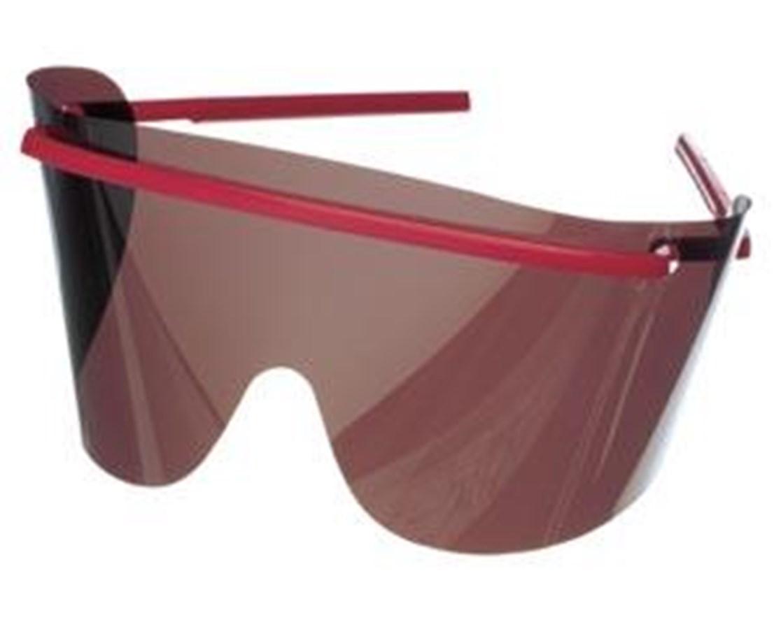 Googles Eye Wear Amber Tinted Lenses, Pack of 10 METGBL10-1