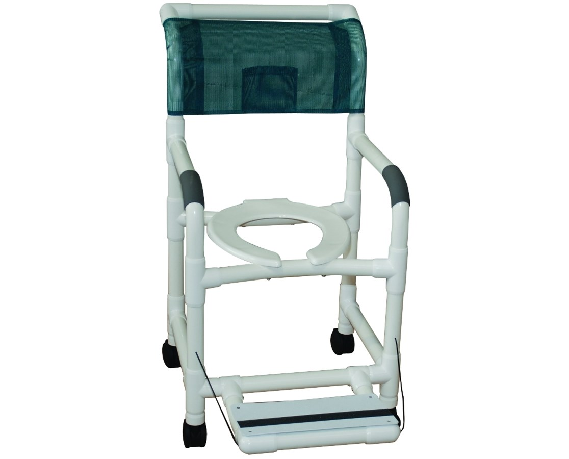 MJM Shower Chair with Folding Footrest Save at Tiger