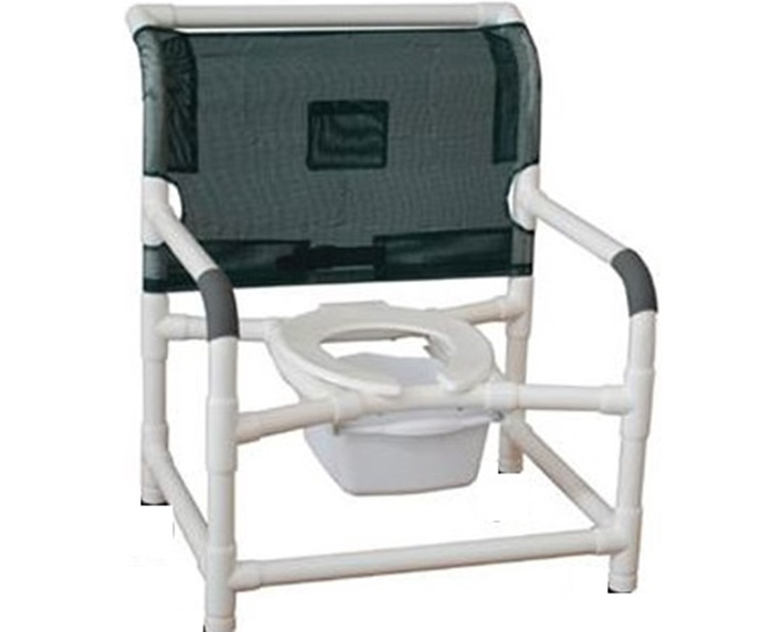 MJM 26quot Wide Stationary Commode Shower Chair Save at  : MJM126 LP WB  from tigermedical.com size 1116 x 900 jpeg 69kB