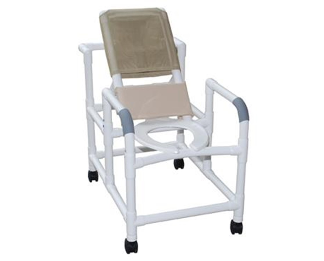 MJM 194 Reclining Shower Chair