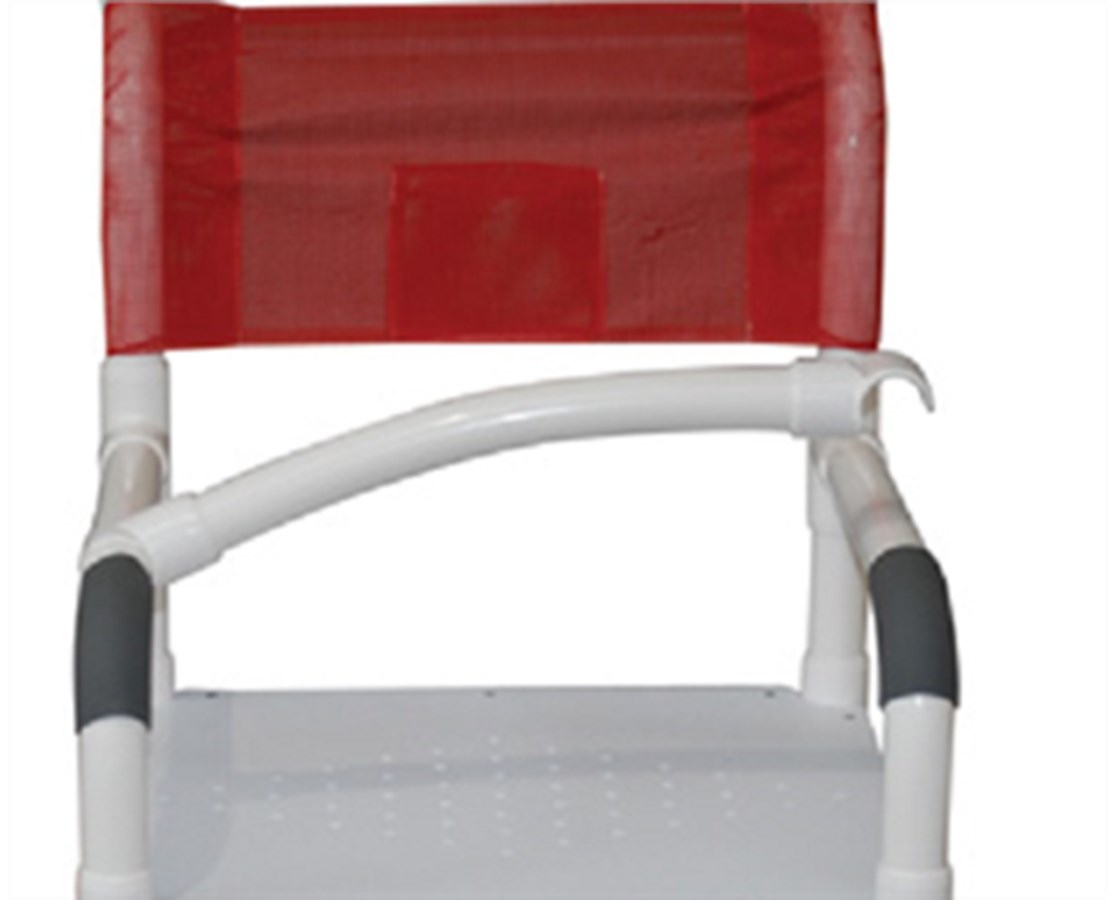 "MJMLSB-18-G Lap security bar for 18"" Geri chair"