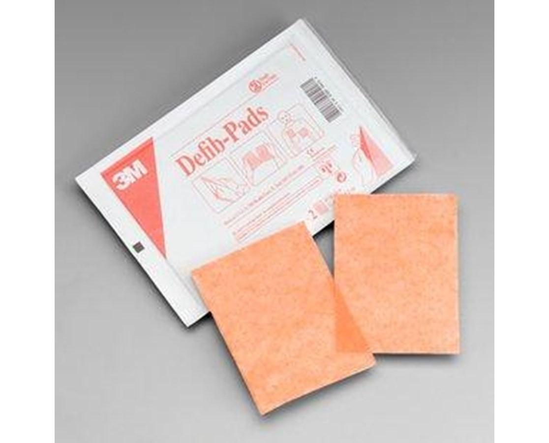 Defib Pads, Case MMM2345N-