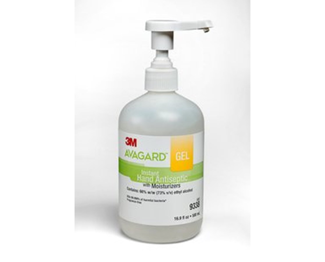 Avagard Instant Hand Antiseptic with Moisturizers - 500 mL MMM9338