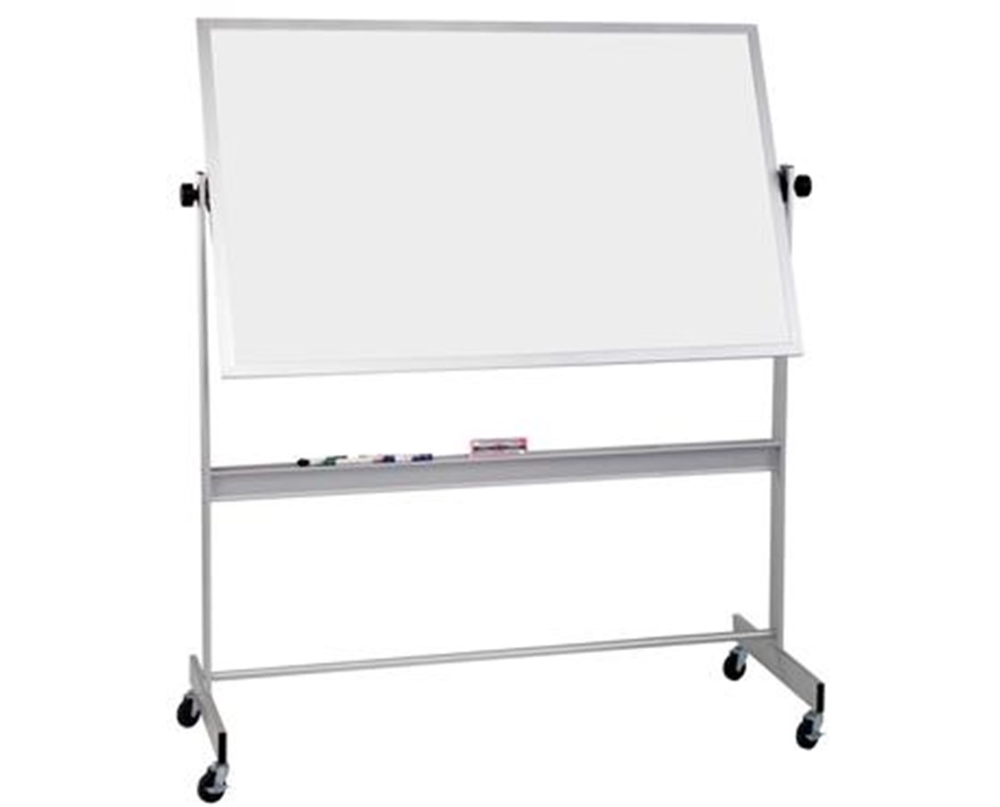 Deluxe Reversible Porcelain Markerboard MOO668AC-DD