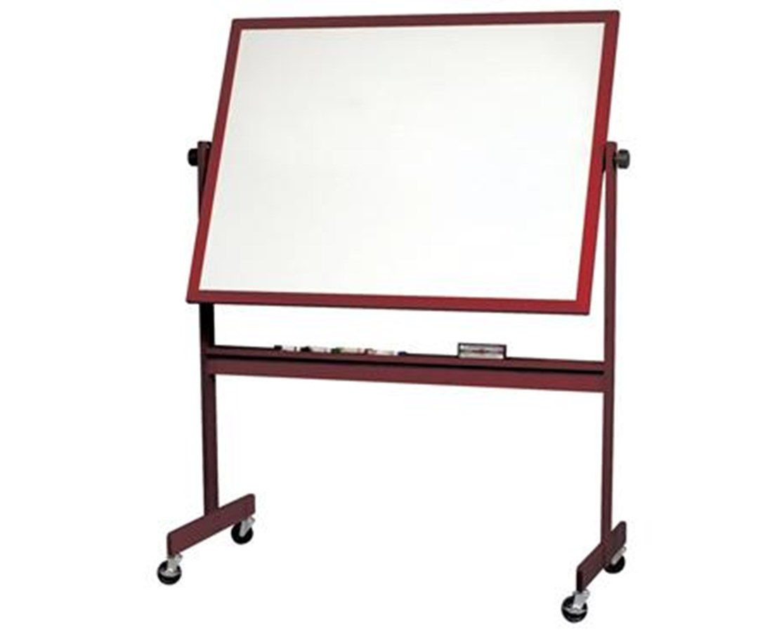 Deluxe Reversible Dura-Rite® Markerboard MOO668AC-HH