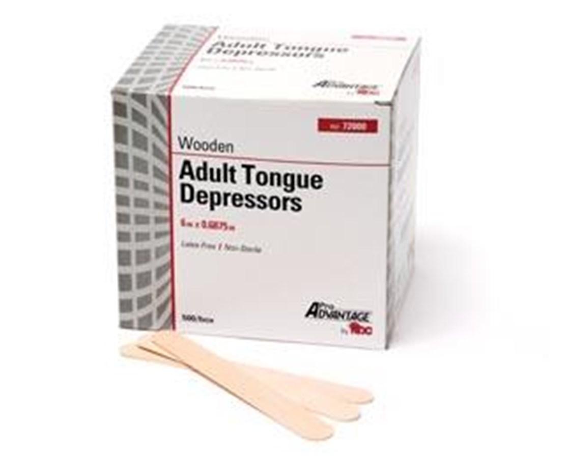 Tongue Depressors Sterile NDC76900