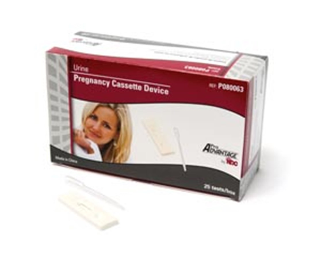 Urine hCG Pregnancy Cassette Device NDCP080063
