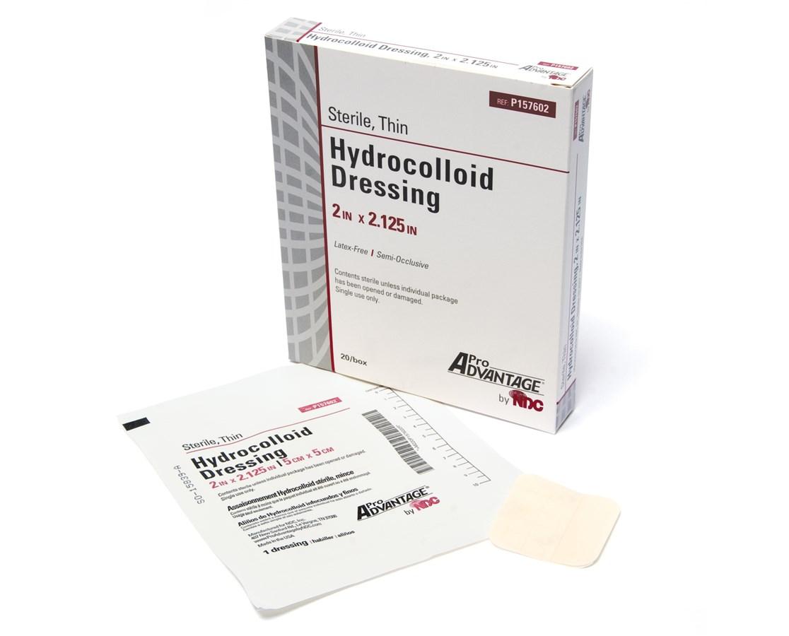 Hydrocolloid Dressings NDCP157602-