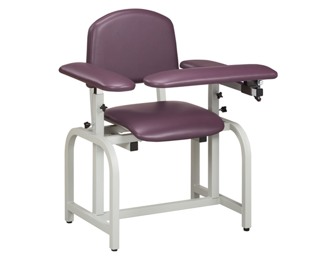 Lab X Series Padded Blood Drawing Chair CLI66010-