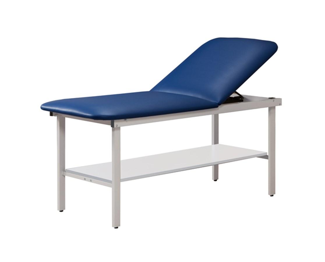 Clinton 3020 ETA Alpha Series Treatment Table with Full Shelf