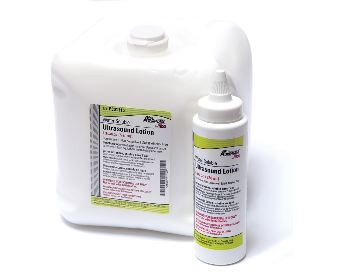 Ultrasound Lotion NDCP301115