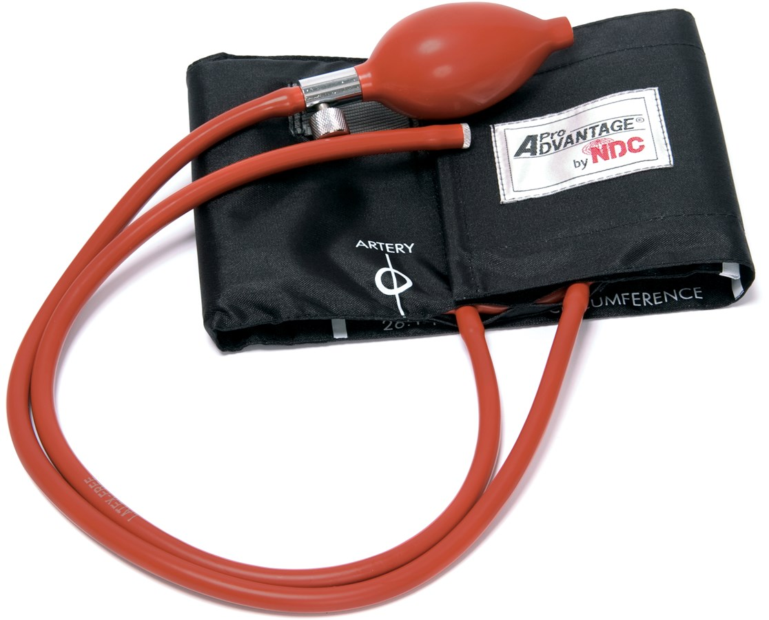 Sphygmomanometer Accessories, Inflation System NDC P549510