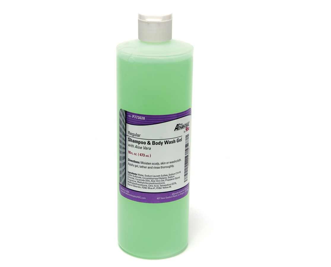 Shampoo & Body Wash NDC P773028