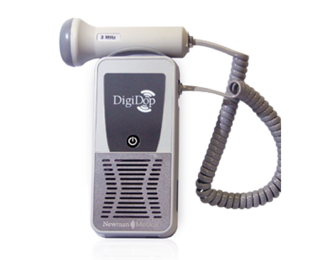 DigiDop 300 Handheld Obstetric Doppler NEWDD-300-D2