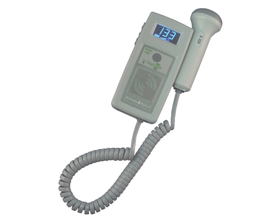 DigiDop 770 Handheld Obstetric Doppler, Non-Rechargeable NEWDD-770-D5