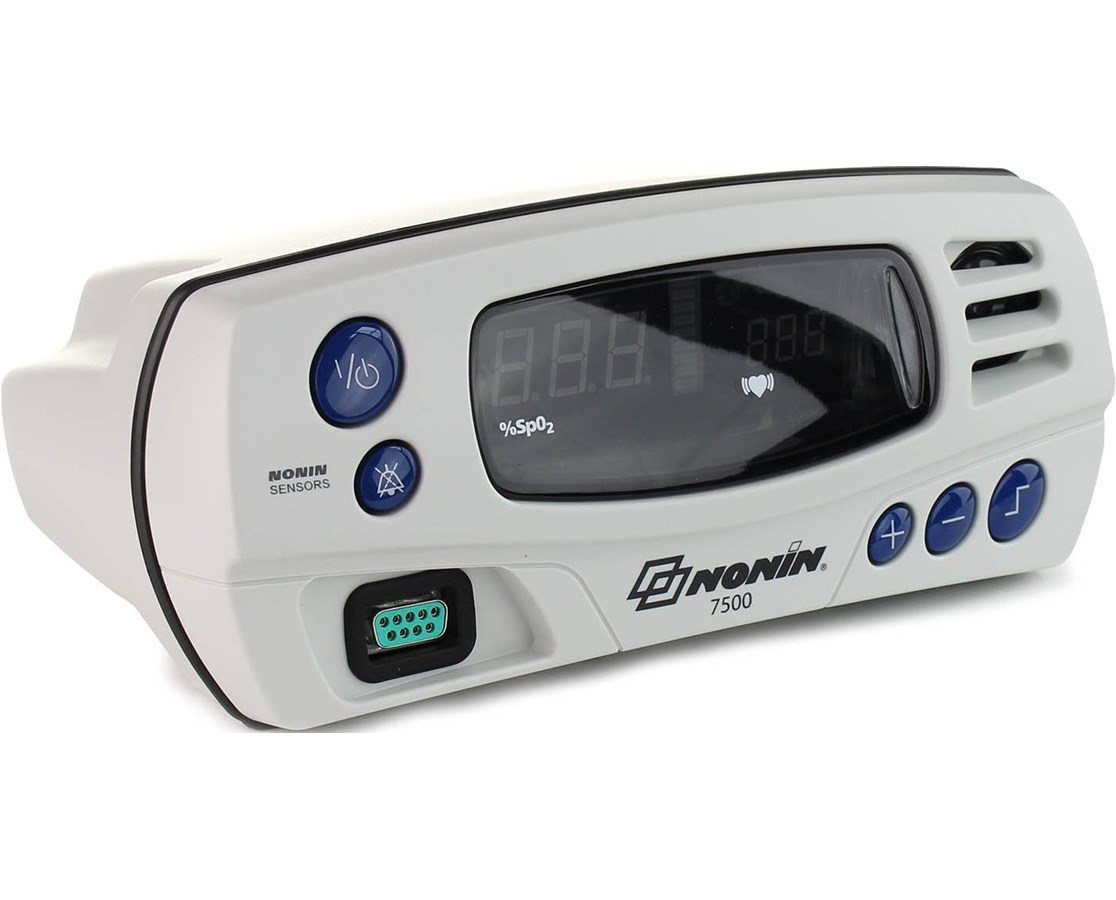 Tabletop Pulse Oximeter INV7500HC