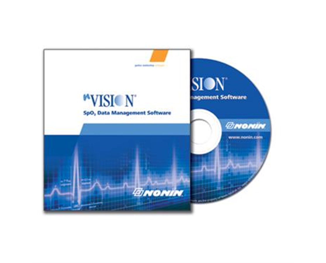 nVision® SpO2 Data Management Software INVNVIS-100