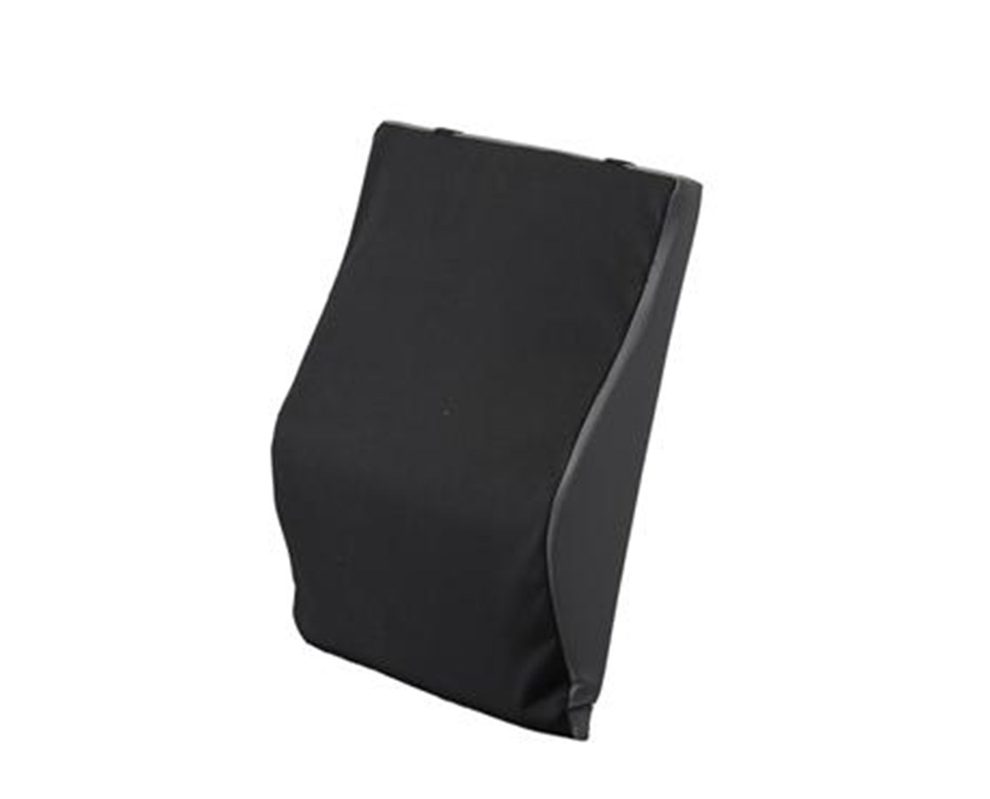 Back Foam Cushion with Lumbar Support NOV2611-BK-16