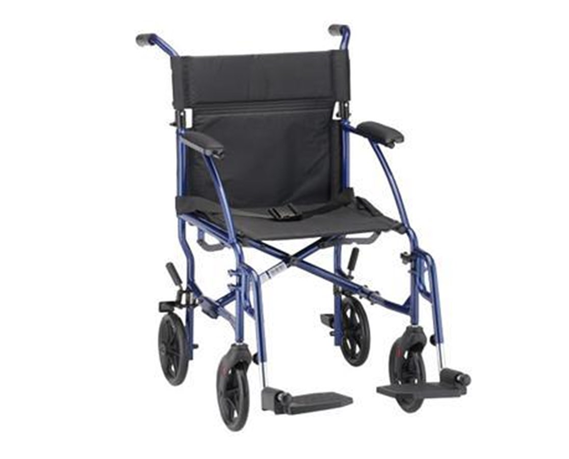 Nova 379B Ultra Lightweight Compact Transport Chair