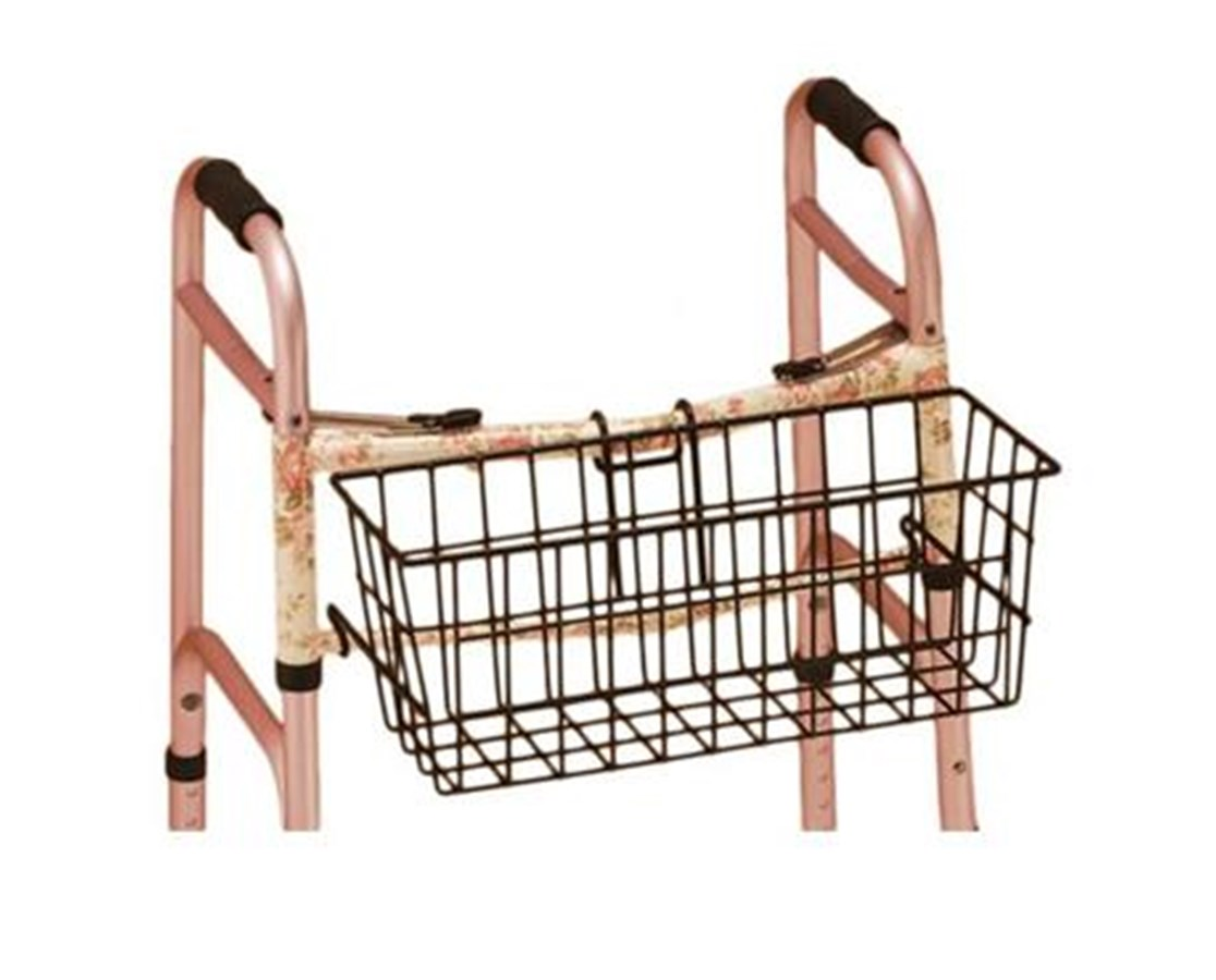 Steel Walker Basket NOV437B
