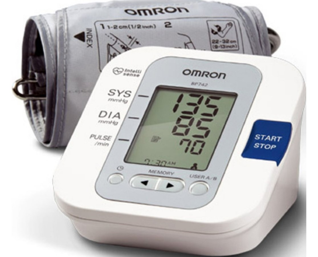5 Series Blood Pressure Monitor OMRBP742