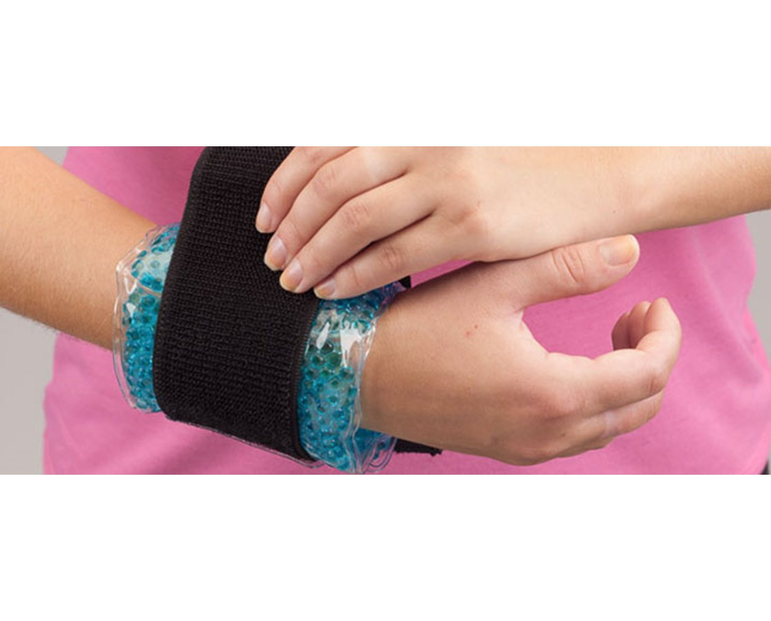 Hot/cold Packs - Ankle/Wrist with Strap PERTP-RWW1