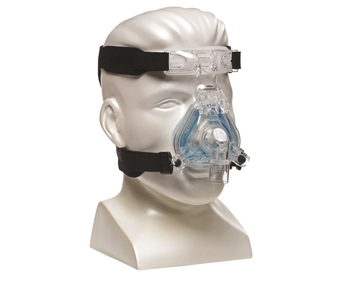 ComfortGel Blue Nasal CPAP Mask Duo Pack PHI1070052