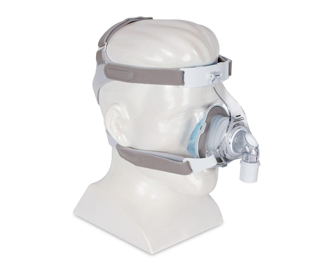 TrueBlue Gel CPAP Nasal Mask Fit Pack PHI1071816