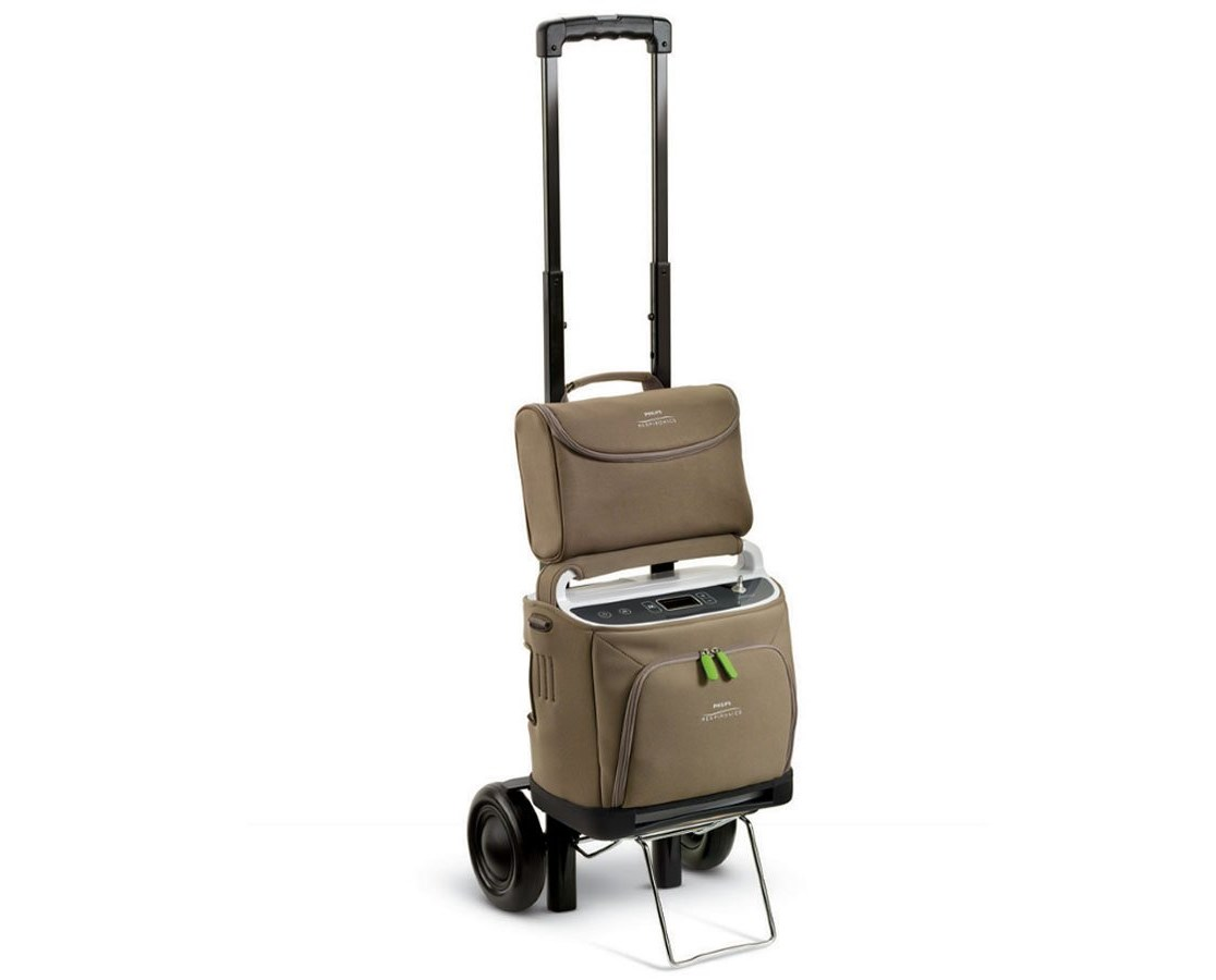 Mobile Cart for SimplyGo Portable Oxygen Concentrator PHI1074885