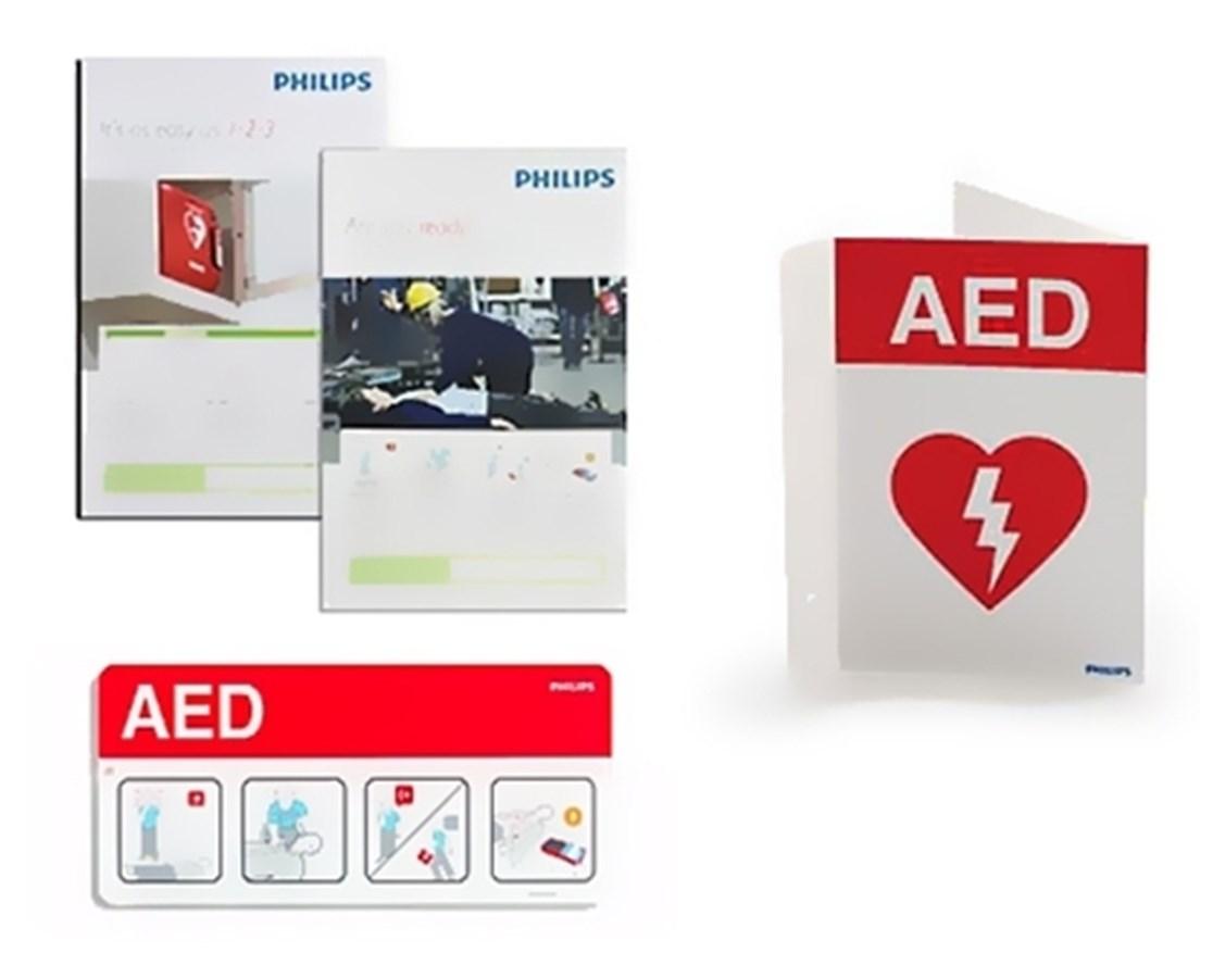 AED Signage Bundle PHI861478