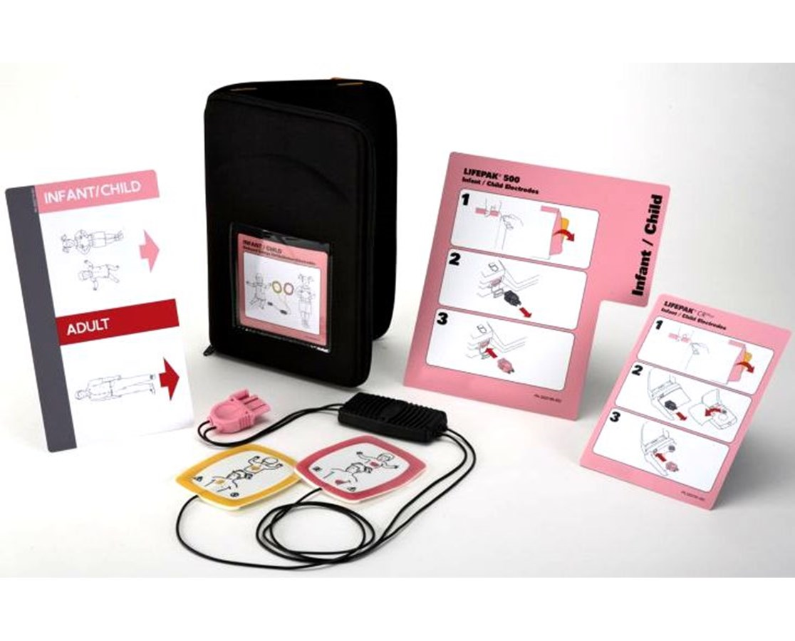 Pediatric Electrode Pad Starter Kit PHY11101-000017