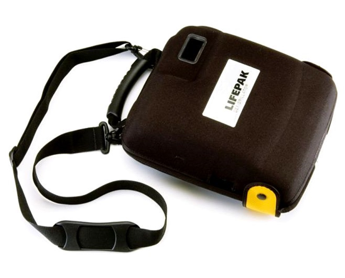 Soft Shell Carrying Case for LIFEPAK CR Plus AED PHY21300-004576