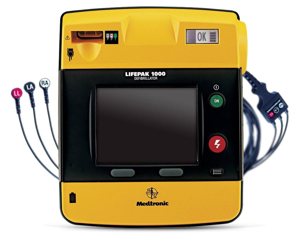 LIFEPAK 1000 Defibrillator PHY99425-000023
