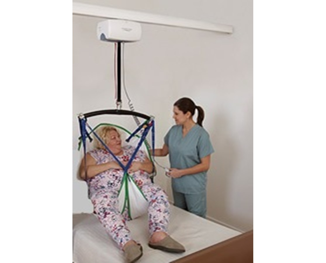 C1000 Bariatric Ceiling Lift - Manual Traverse PRS329100-