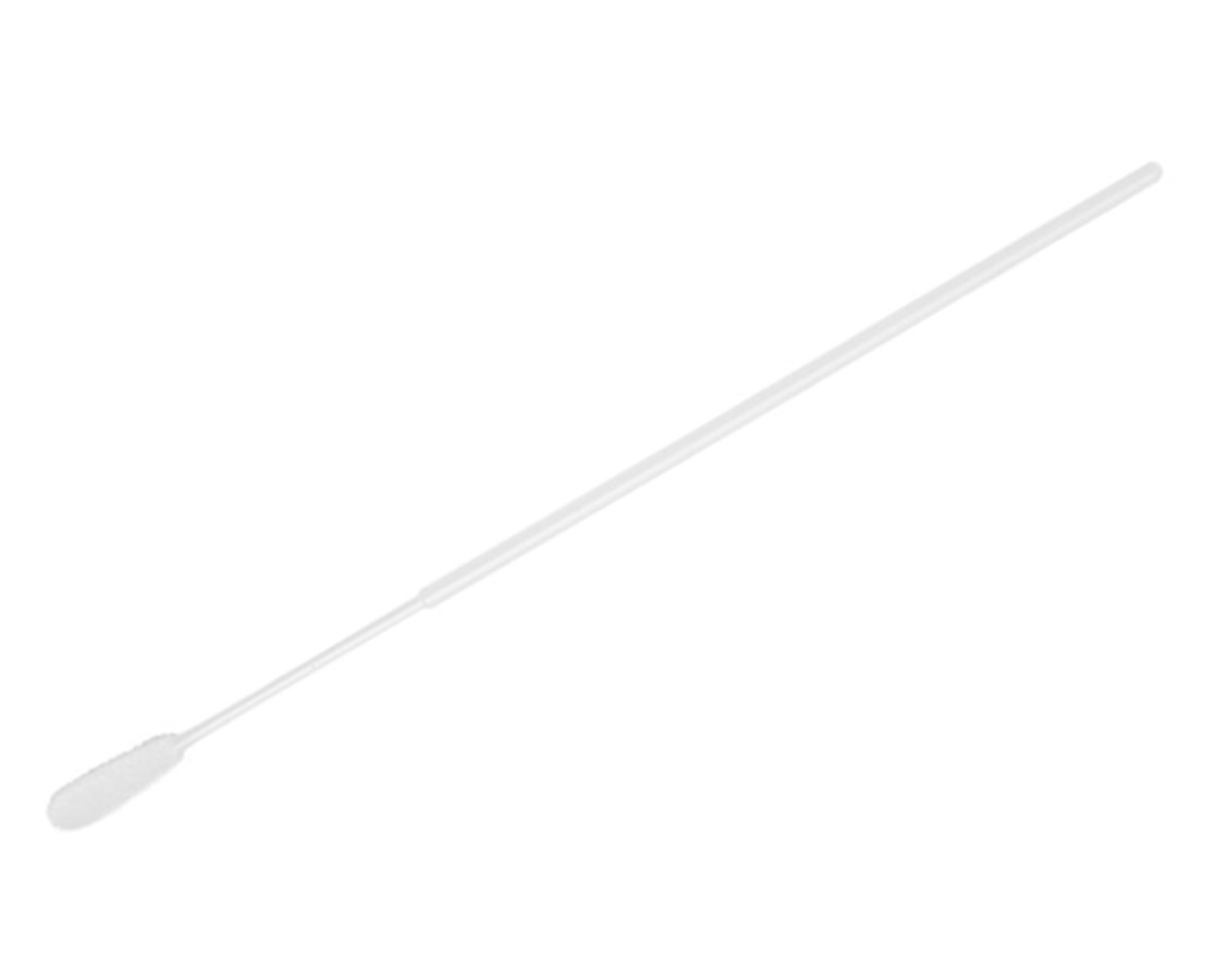 PurFlock Ultra® Sterile Flocked Swab with Elongated Tip & Polystyrene Handle PUR25-3806-U