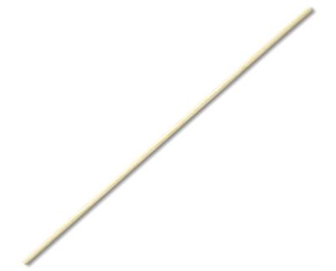 "5.75"" Non-Sterile Economy Wood Applicator Stick with Straight Cut Ends PUR807 HOSPITAL"