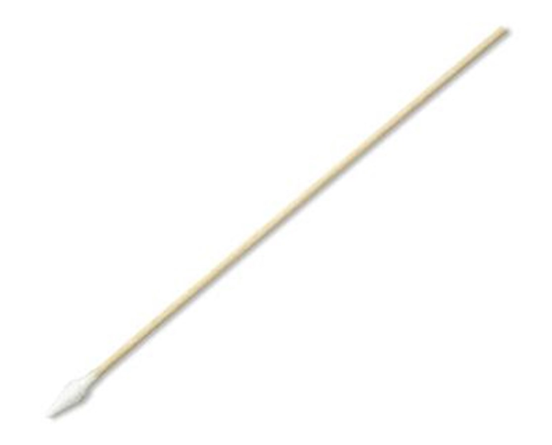 "6"" Cotton Tipped Applicators with Tapered End PUR821-WC"