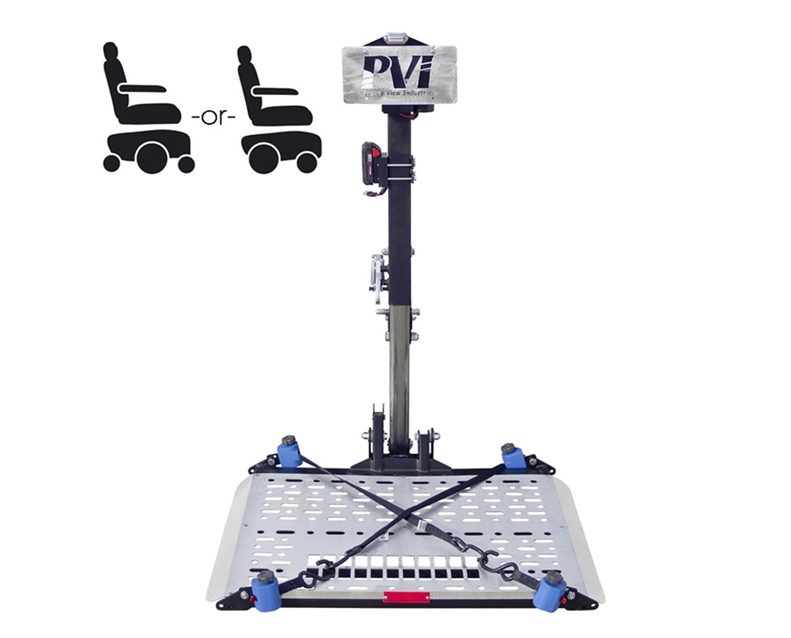 Independence Universal Power Chair Lift PVIINDE2