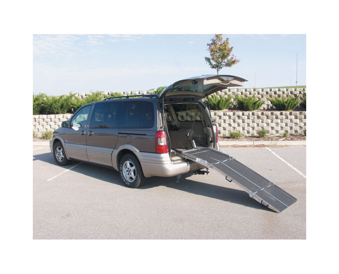 Van Ramp - Rear Door PVIVAN727