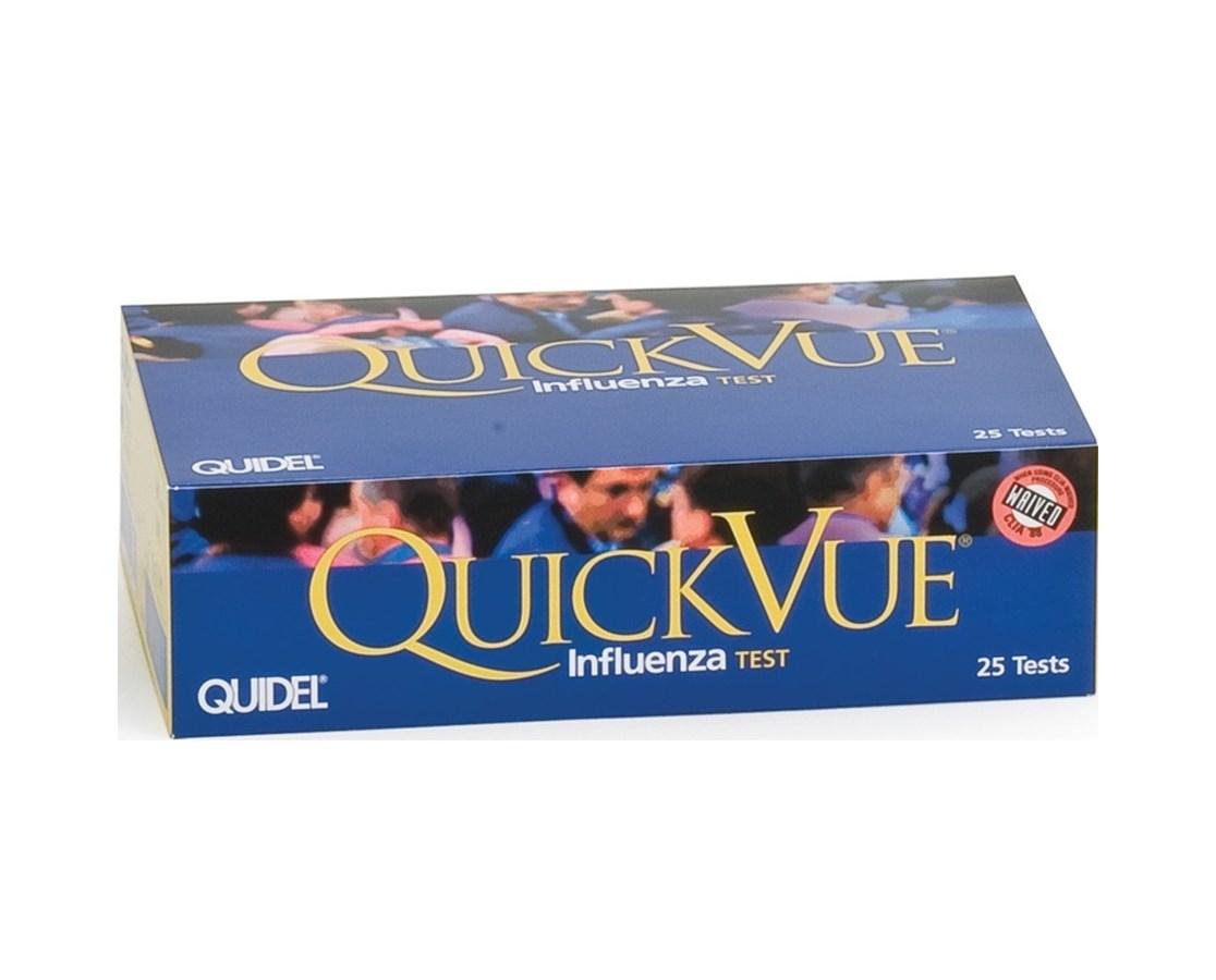 QuickVue Influenza test QUI0317