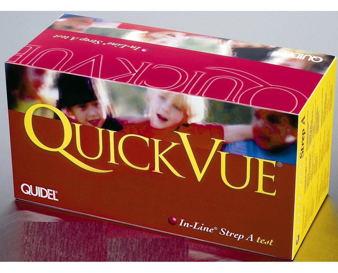 QuickVue In-Line Strep A test QUI00343