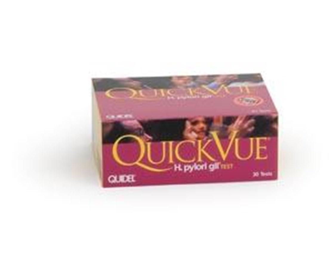 QuickVue H. pylori gII Test QUI0W009