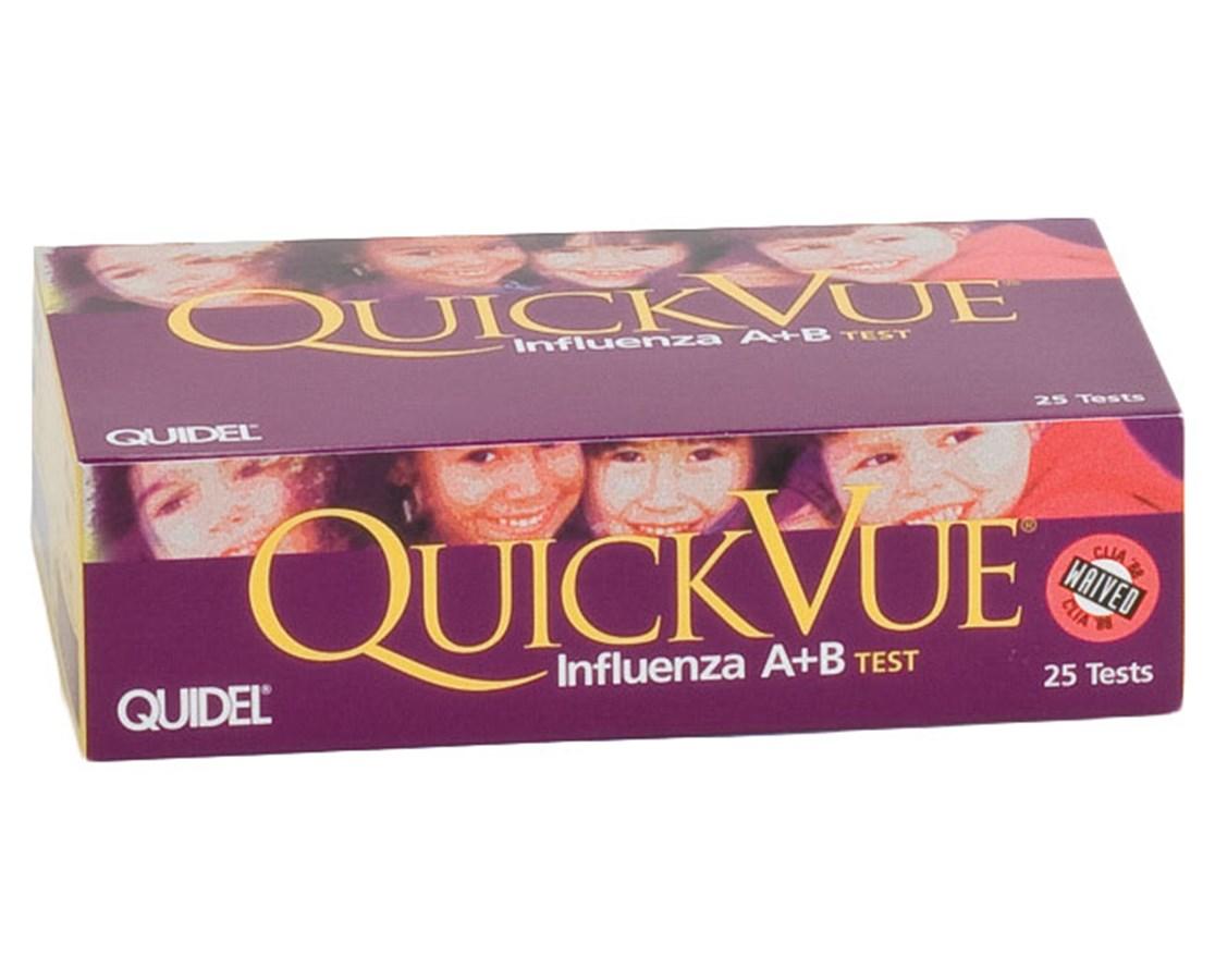 QuickVue Influenza A+B Test QUI20183