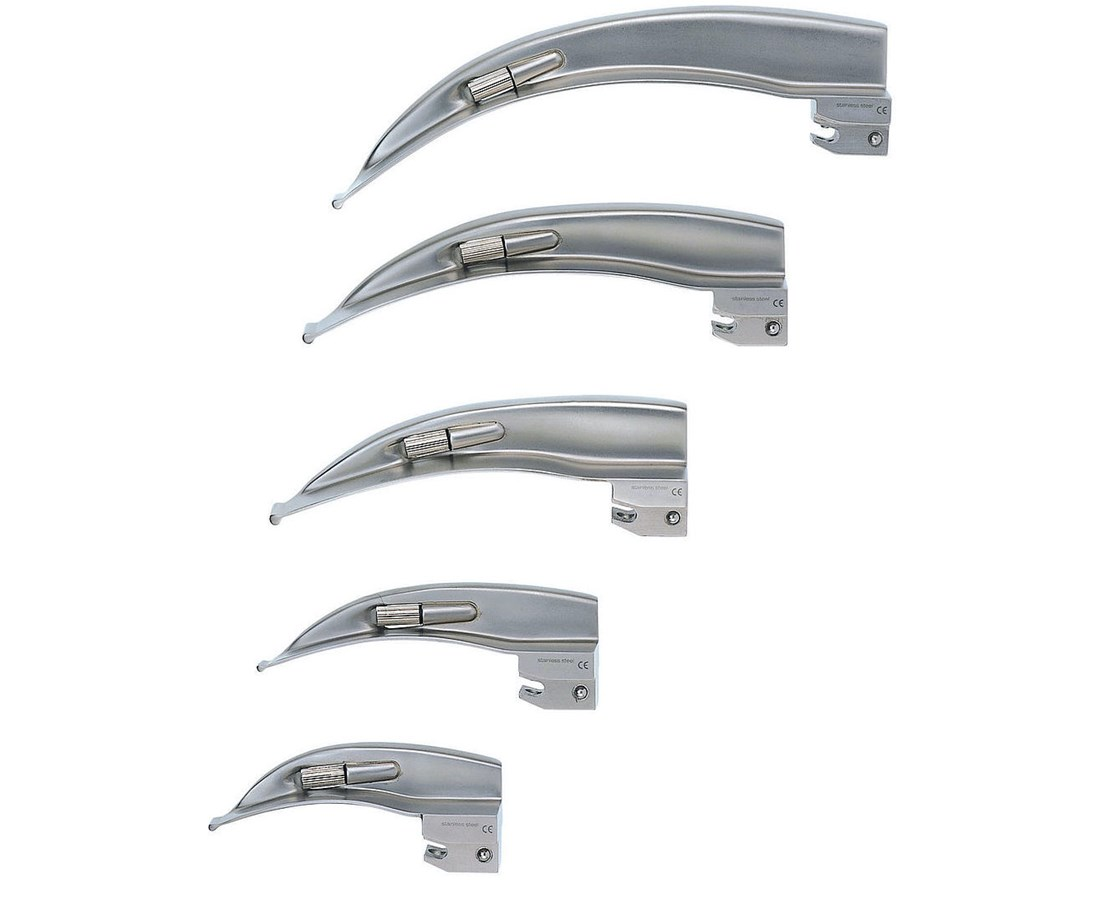 Ri-standard® Macintosh Laryngoscope Blade RIE12210-