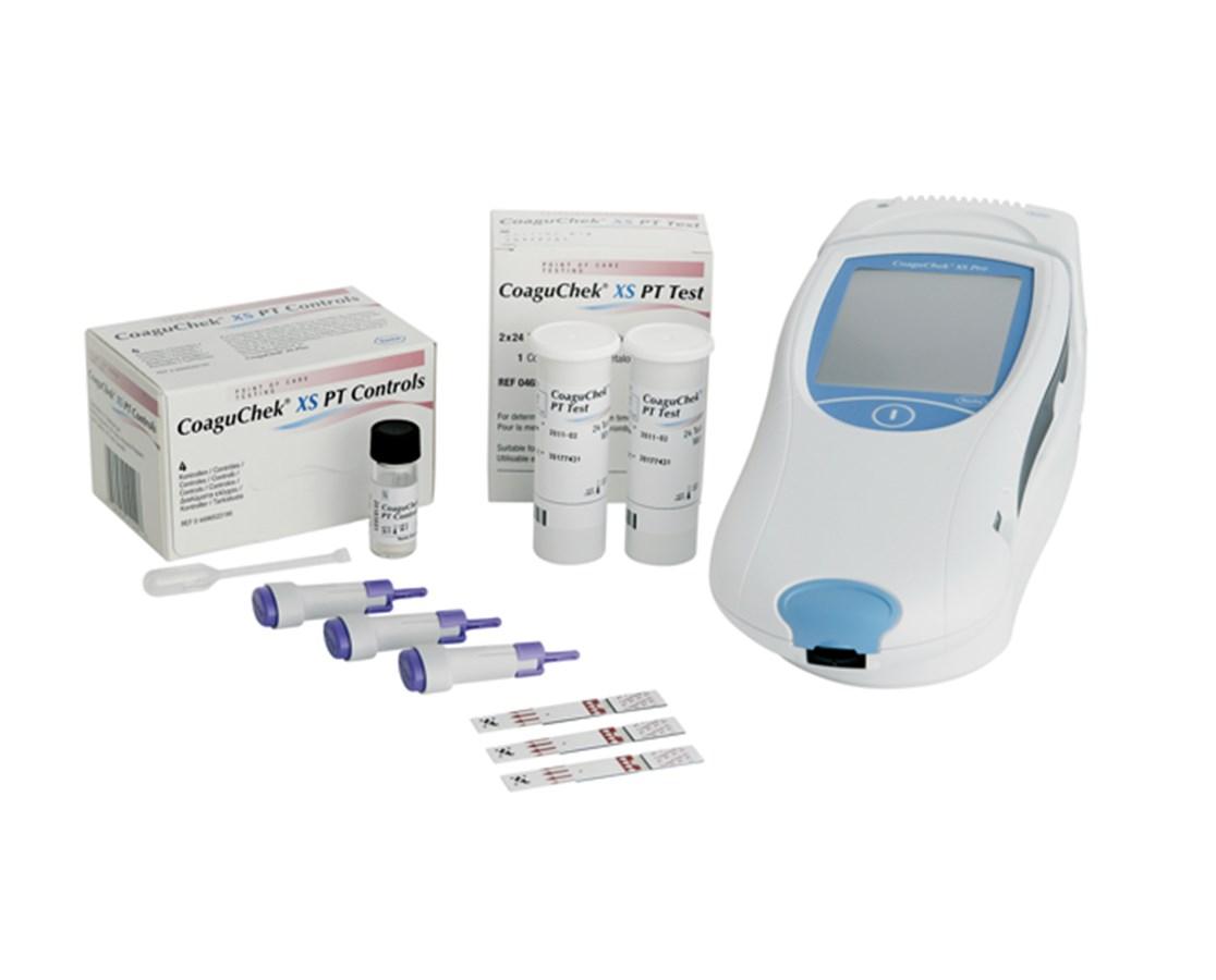 Coaguchek® - XS Pro Care Meter Kit ROC5530199160